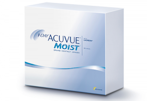1-Day Acuvue Moist, 180 szt.