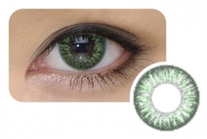 Cool Look 2-tone Green