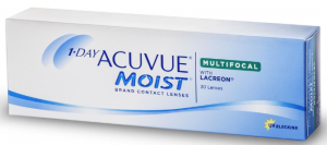 1-Day Acuvue Moist Multifocal, 30 szt.