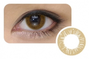 Cool Look 1-tone Hazel
