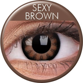 Big Eyes Sexy Brown
